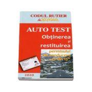 Auto Test 2020 - Obtinerea si restituirea permisului de conducere 13 din 15