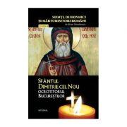 Sfântul Dimitrie cel Nou, ocrotitorul Bucureștilor - Theodorescu Silvan