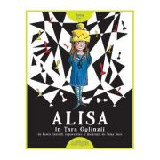 Alisa în Țara Oglinzii - Tony Ross