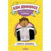 Cărțile micului geniu: Corpul omenesc - Ken Jennings