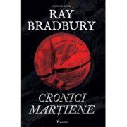 Cronici marțiene - Ray Bradbury