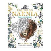 Cronicile din Narnia - carte de colorat - C. S. Lewis