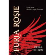 Furia Roșie - Pierce Brown