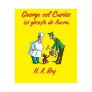 George cel curios își găsește de lucru - H. A. Rey