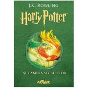 Harry Potter și camera secretelor - J. K. Rowling