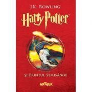 Harry Potter și Prințul Semisânge - J. K. Rowling