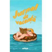 Jurnal de vacanță - ilustratii de Dan Ungureanu