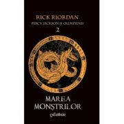 Percy Jackson şi Olimpienii (#2). Marea Monştrilor - Rick Riordan