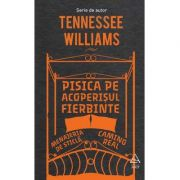 Pisica pe acoperisul fierbinte. Menajeria de sticla. Camino Real - Tennessee Williams
