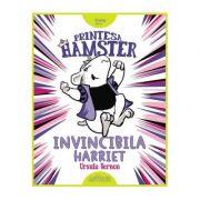 Prințesa Hamster: Invincibila Harriet - Ursula Vernon