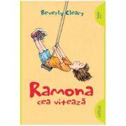 Ramona cea vitează - Beverly Cleary