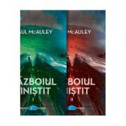 Războiul liniștit (2 volume) - Paul McAuley