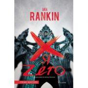 Rebus: X şi 0 - Ian Rankin