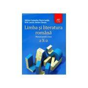 Limba si literatura romana - Manual clasa X