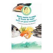 Rețete exotice cu pește și fructe de mare 'pe gustul românilor' - Boerescu Dan-Silviu