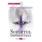 Sufletul împăratului - Brandon Sanderson