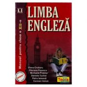 Limba engleza L1 - Manual pentru clasa XII