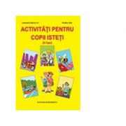 ACTIVITATI PENTRU COPII ISTETI (5-7 ani)
