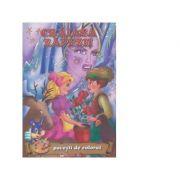 Craiasa Zapezii - Povesti de colorat