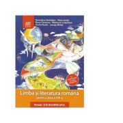 Limba si literatura romana pentru clasa a VIII-a. Metoda Stiu-Descopar-Aplic - Florin Ionita, Florentina Samihaian, Elena Carstocea