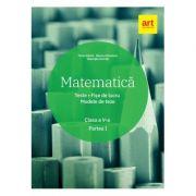 Matematică. Clasa a V-a. Semestrul 1.- Marius Antonescu, Florin Antohe, Gheorghe Iacoviță