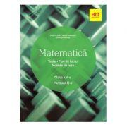 Matematică. Clasa a V-a. Semestrul al II-lea. - Marius Antonescu, Florin Antohe, Gheorghe Iacoviță