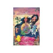 Frumoasa din Padurea Adormita Carte de citit si colorat