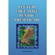 LECTURI EDUCATIVE PENTRU PRESCOLARI
