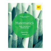 Matematică. Clasa a VII-a. Semestrul 1 - Marius Antonescu, Florin Antohe, Gheorghe Iacoviță