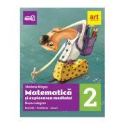 Matematica si explorarea mediului. Noua culegere pentru clasa a II-a. Exercitii, probleme, jocuri - Mariana Mogos