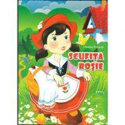 Scufita rosie - Charles Perrault