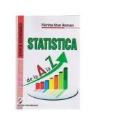 Statistica de la A la Z - Florina Stan Roman