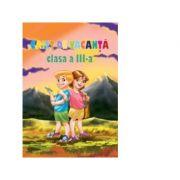 CAIET DE VACANTA CLASA A III-A - Ioan Sas, Maria Lia Sas