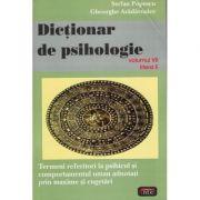 Dictionar de psihologie vol. VII litera E