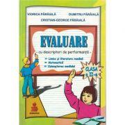 Evaluare - Clasa a II-a