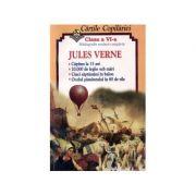 Cartile Copilariei. Clasa a VI-a. Jules Verne