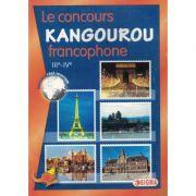 Le concours Kangourou francophone - III-IV