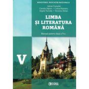Limba si literatura romana - Manual pentru clasa a V-a