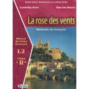 Manual de limba franceza XI-a L2 - La rose des vents