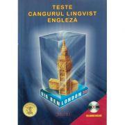 Teste Cangurul Lingvist Engleza