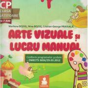 Arte vizuale si lucru manual - Clasa pregatitoare