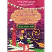 Comunicare in limba romana (P-INT) - Clasa a II-a