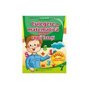 Culegere de matematică pentru copii isteţi. Clasa a III-a. CMCI3