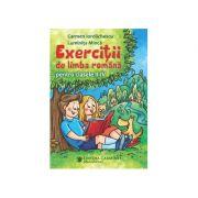 Exerciții de limba română pentru clasele II-IV