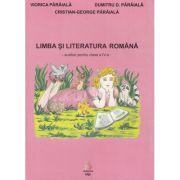 Limba si literatura romana - Auxiliar clasa a IV-a