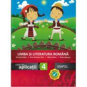 Limba si literatura romana (caiet de aplicatii) - Clasa a IV-a