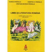 Limba si literatura romana (citire-lectura) - Auxiliar clasa a IV-a