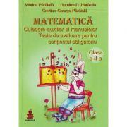 Matematica - Culegere-auxiliar clasa a II-a
