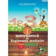 Matematica si explorarea mediului (Set I+II) - Clasa I