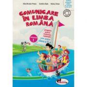 Comunicare in Limba Romana (pregatire pentru evaluarea nationala). Clasa lI-a. S1
